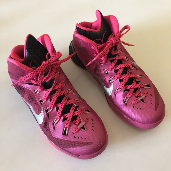 b71d23cd5267 ... coupon code for nike hyperdunk breast cancer basketball sneakers 0bf0d  f0a61